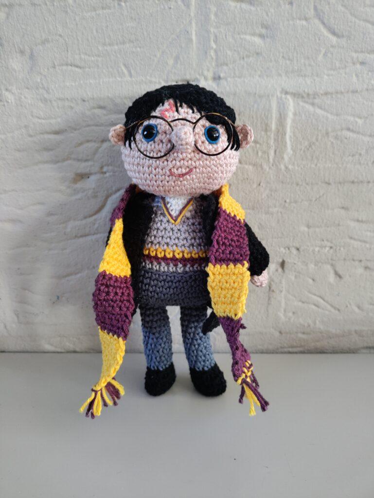 Harry Potter popje, te koop in de winkel.